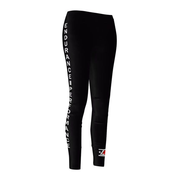 LIVE4IRON FIT GEAR - Women's Cut & Sew Casual Leggings