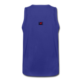 Men's Premium Tank - royal blue