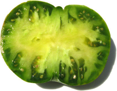 AuntRuby's German Green Giant Tomato