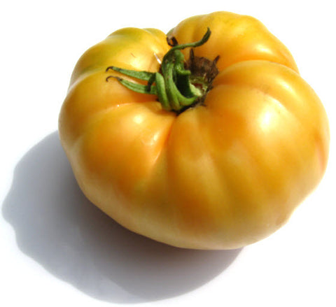 Big White Pink Sripes Tomato