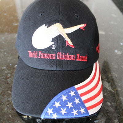 US Flag Cap