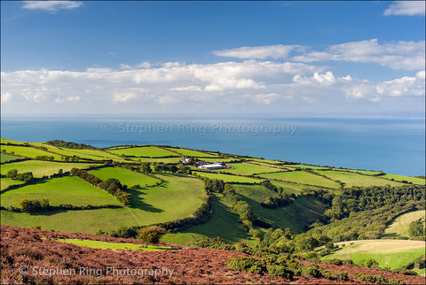 02485 - North Devon Canvas Prints