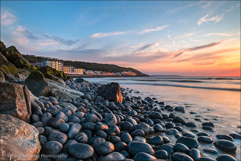07297- North Devon Canvas Prints