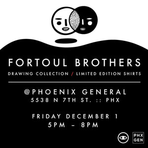 TOTAL ECLIPSE | Fortoul Brothers X PHXGEN