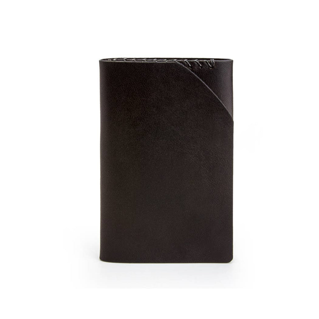 Ezra Arthur | Ezra Arthur Deluxe Cash Fold - Jet Black | Men's Accessories - Wallets | Phoenix General Store