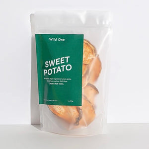 Wild One Dog Treats - Sweet Potato