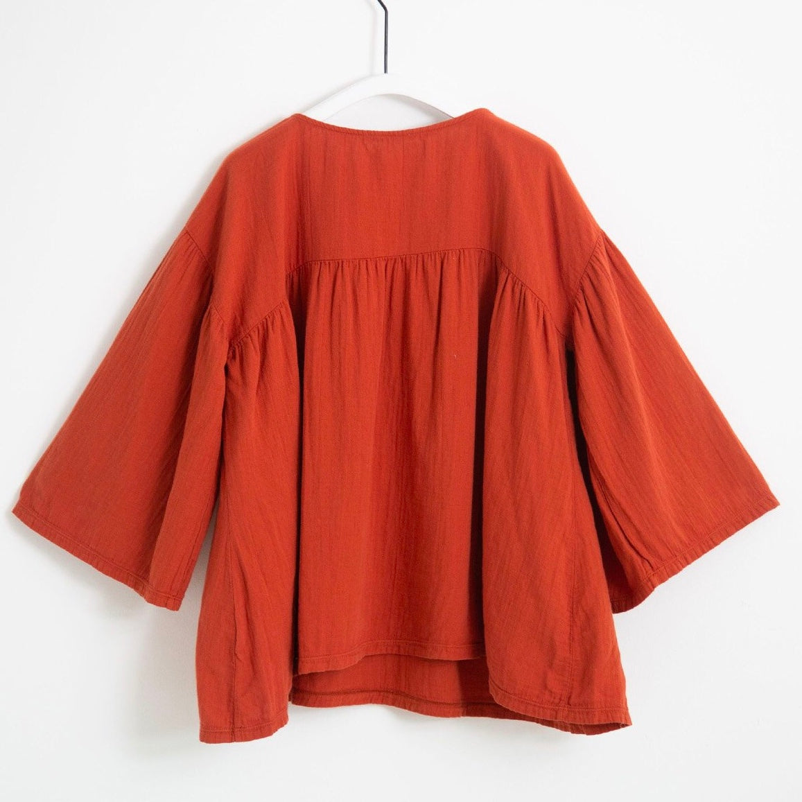 Beaumont Organic Carlotte Top - Cinnamon
