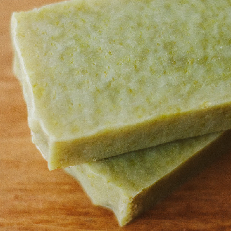Verano Bathery Soap - Cucumber Mint
