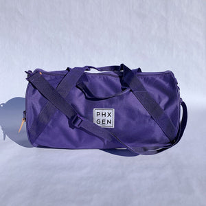 PHXGEN Duffle Bag | Purple