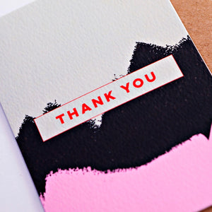 The Completist | The Completist Greeting Card - Thank You | Gift - Greeting Cards | Phoenix General Store