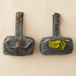 Billy Wolf | Billy Wolf Poopbag Holder - Slate | Home & Gift - Pet Supplies | Phoenix General Store