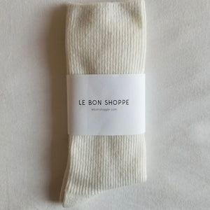 Le Bon Shoppe Grandpa Socks - Sugar