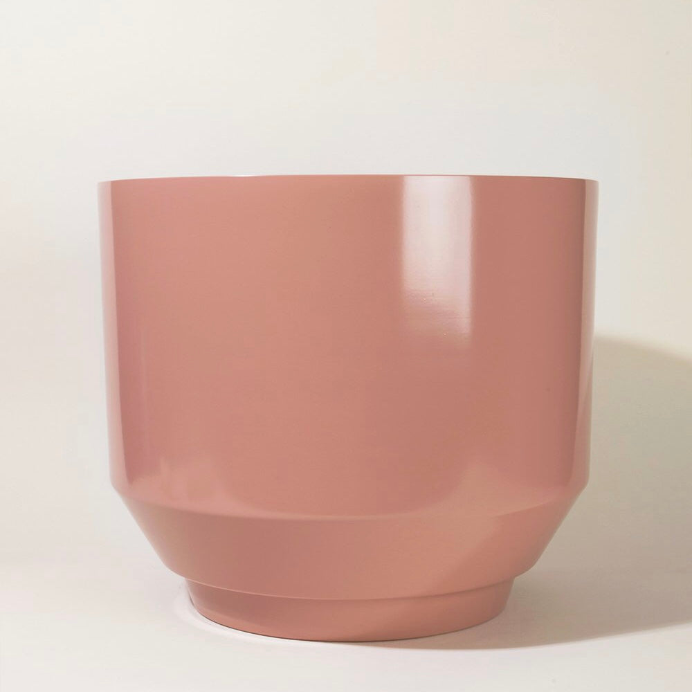 "Yield 16"" Spun Planter - Peach - Phoenix General"