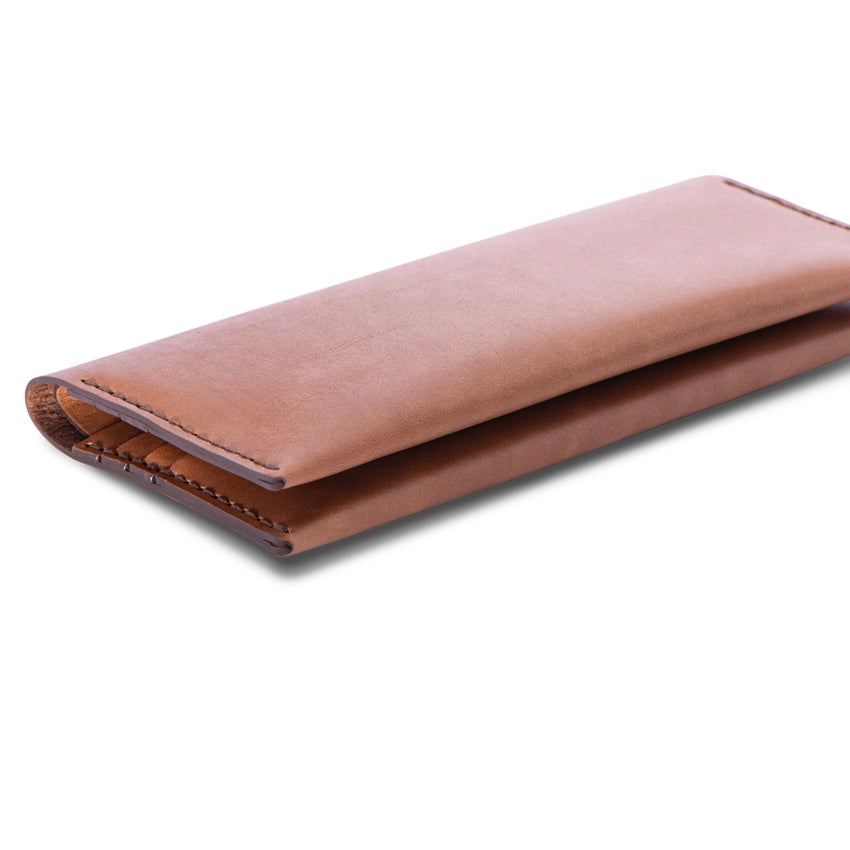Ezra Arthur | Ezra Arthur No. 12 Wallet - Whiskey | Women's Accessories - Wallets | Phoenix General Store