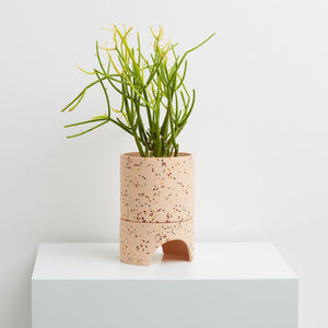 Capra Designs Archie Planter - Salt