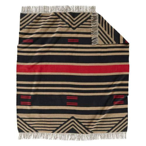 Pendleton Pinyon Stripe Fringed Throw