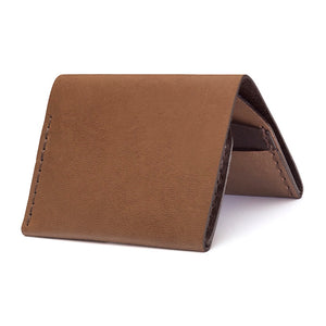Ezra Arthur No. 4 Wallet - Whiskey