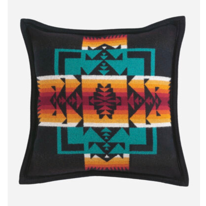 Pendleton Chief Joseph Pillow - Black