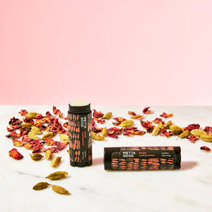 Metta Good | Metta Good Rose Cardamom - Lip Balm | Bath/Beauty - Lip Balm | Phoenix General Store