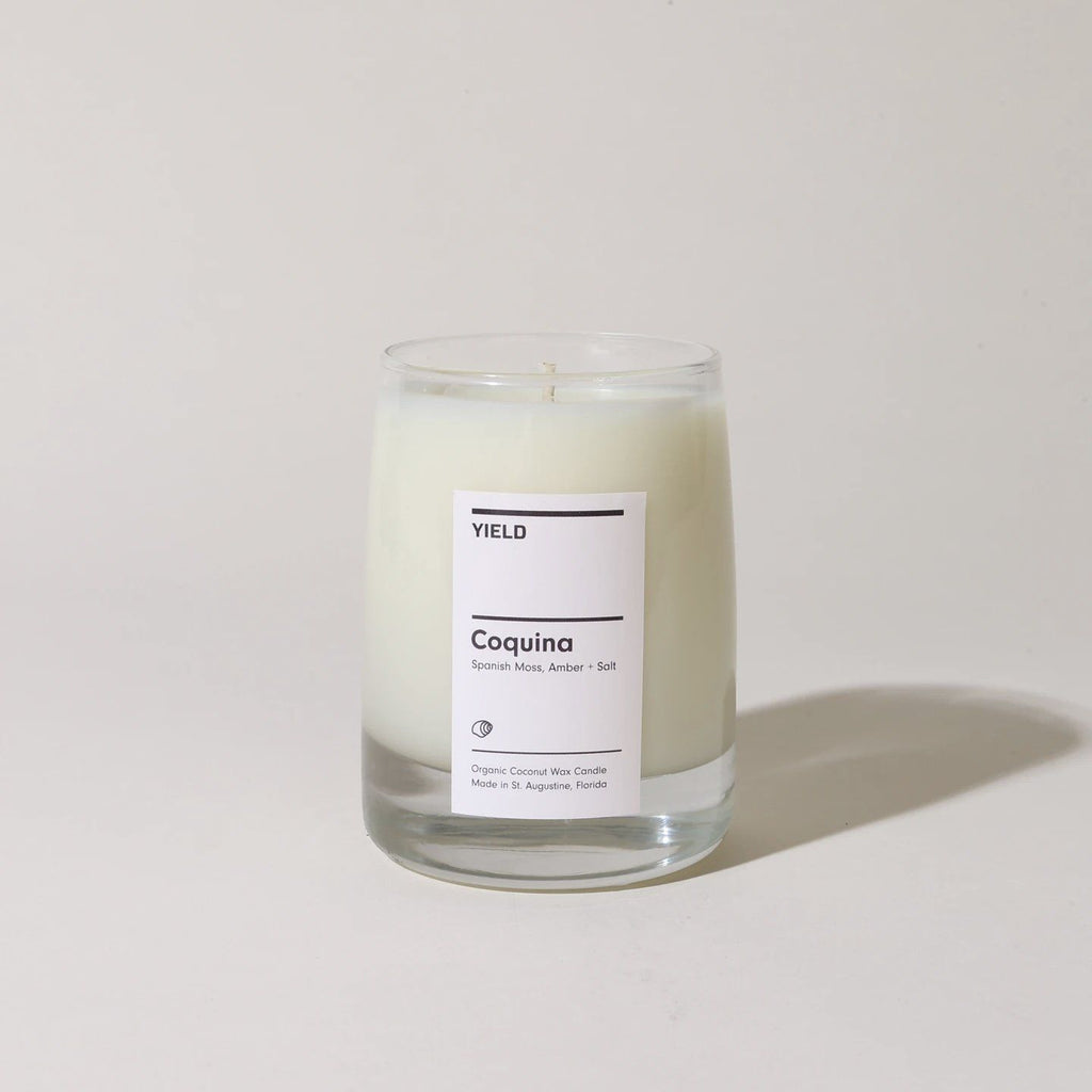 Yield Candles - Coquina 8oz