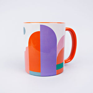 The Completist Mugs - Bookends