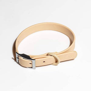 Wild One Dog Collar - Tan