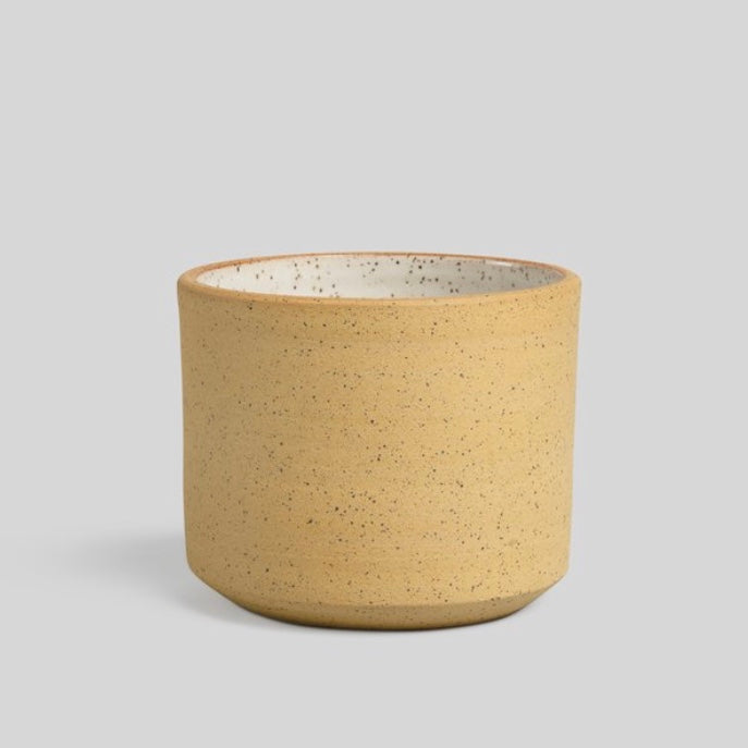 "Norden 5"" Planter - Raw Speckle"