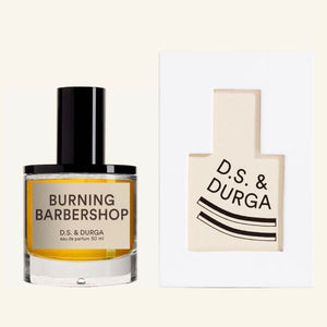 DS & Durga | DS & Durga Fragrance - Burning Barbershop 50mL | Men's Accessories - Fragrances | Phoenix General Store