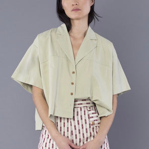 Ilana Kohn Mapes Mini Shirt - Reed