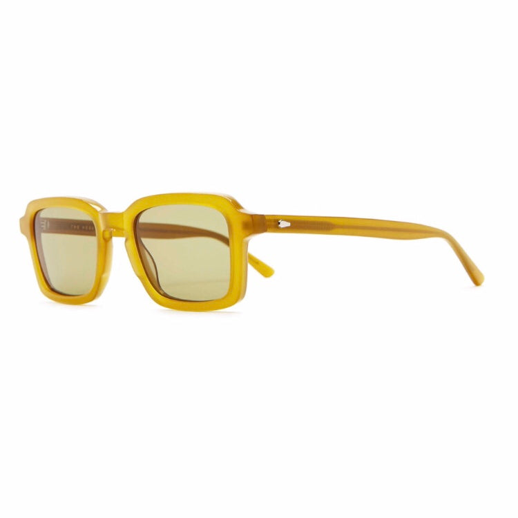 Crap Eyewear The Heavy Tropix - Agave, Polarized Olive