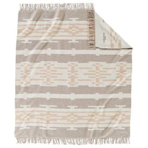 Pendleton Sandhills Fringed Throw