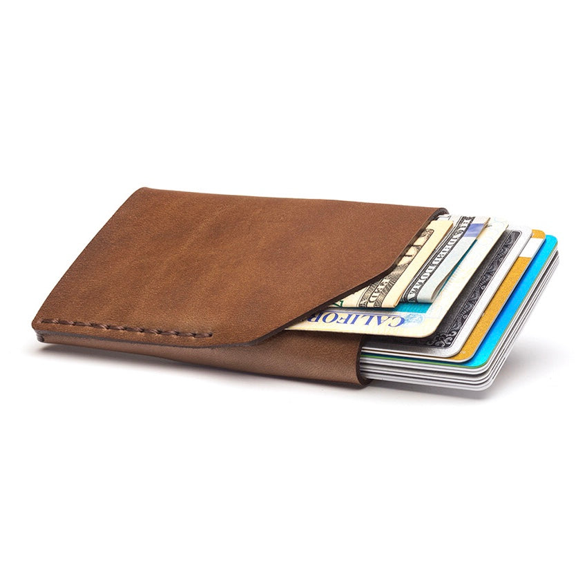 Ezra Arthur No. 2 Wallet - Whiskey