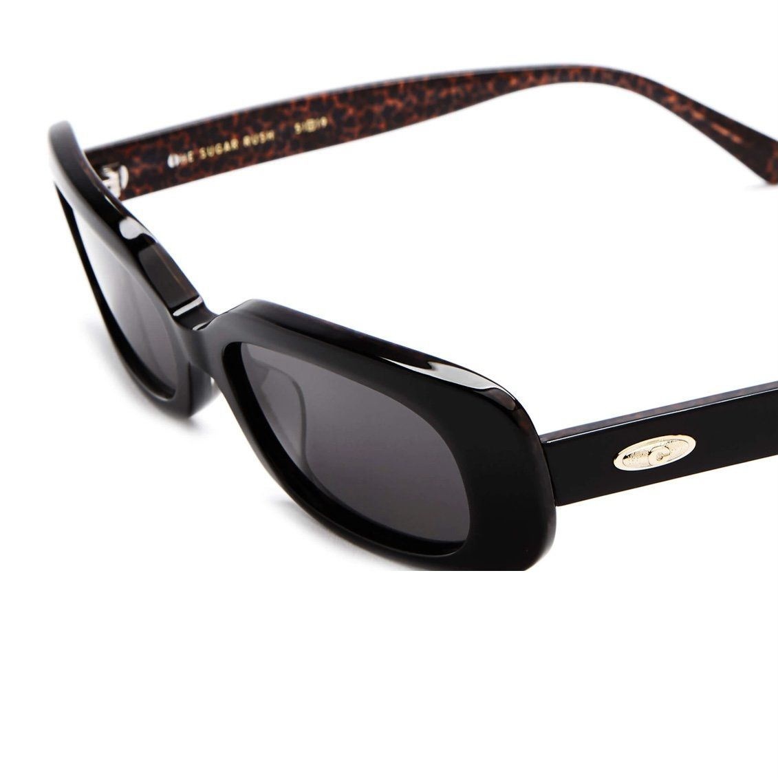 Crap Eyewear The Sugar Rush - Black & Leopard