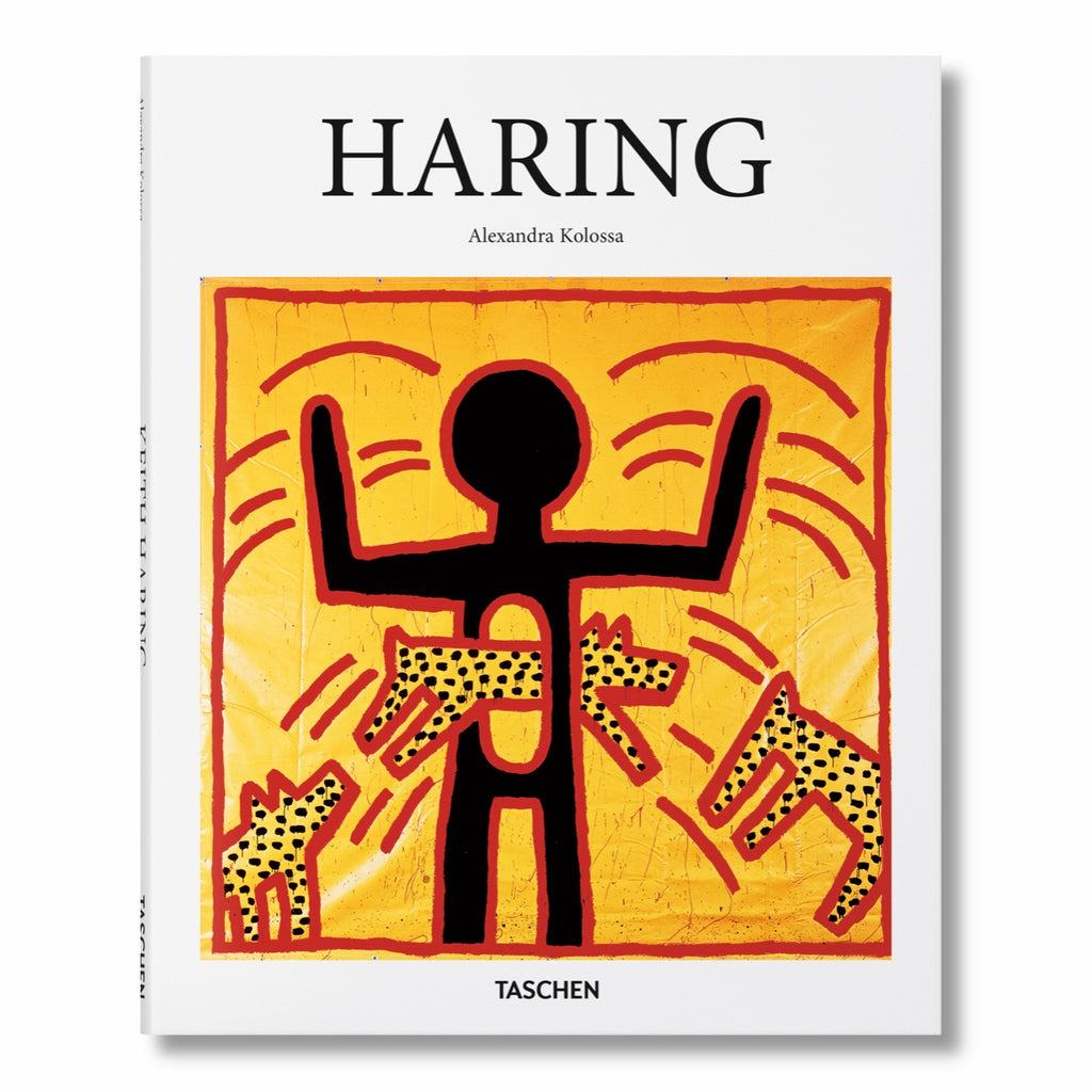 Taschen Art Series - Haring - Phoenix General