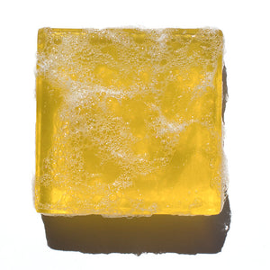 Crane & Carbon Bar Soap - Orange Carnelia