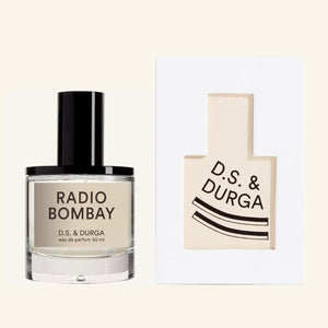 DS & Durga | DS & Durga Fragrance - Radio Bombay 50mL | Men's Accessories - Fragrances | Phoenix General Store