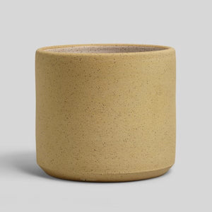 "Norden 7"" Planter - Raw Speckle"