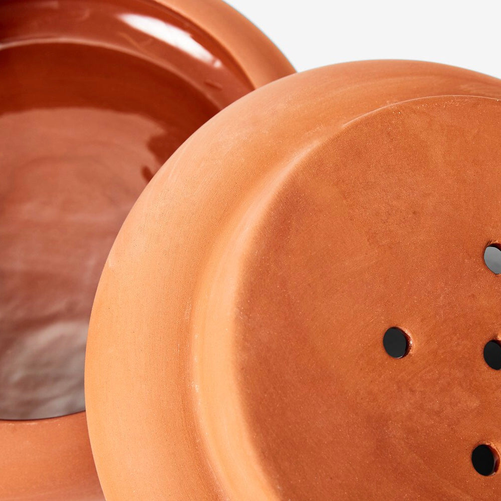 Areaware Stacking Planter - Short Terracotta