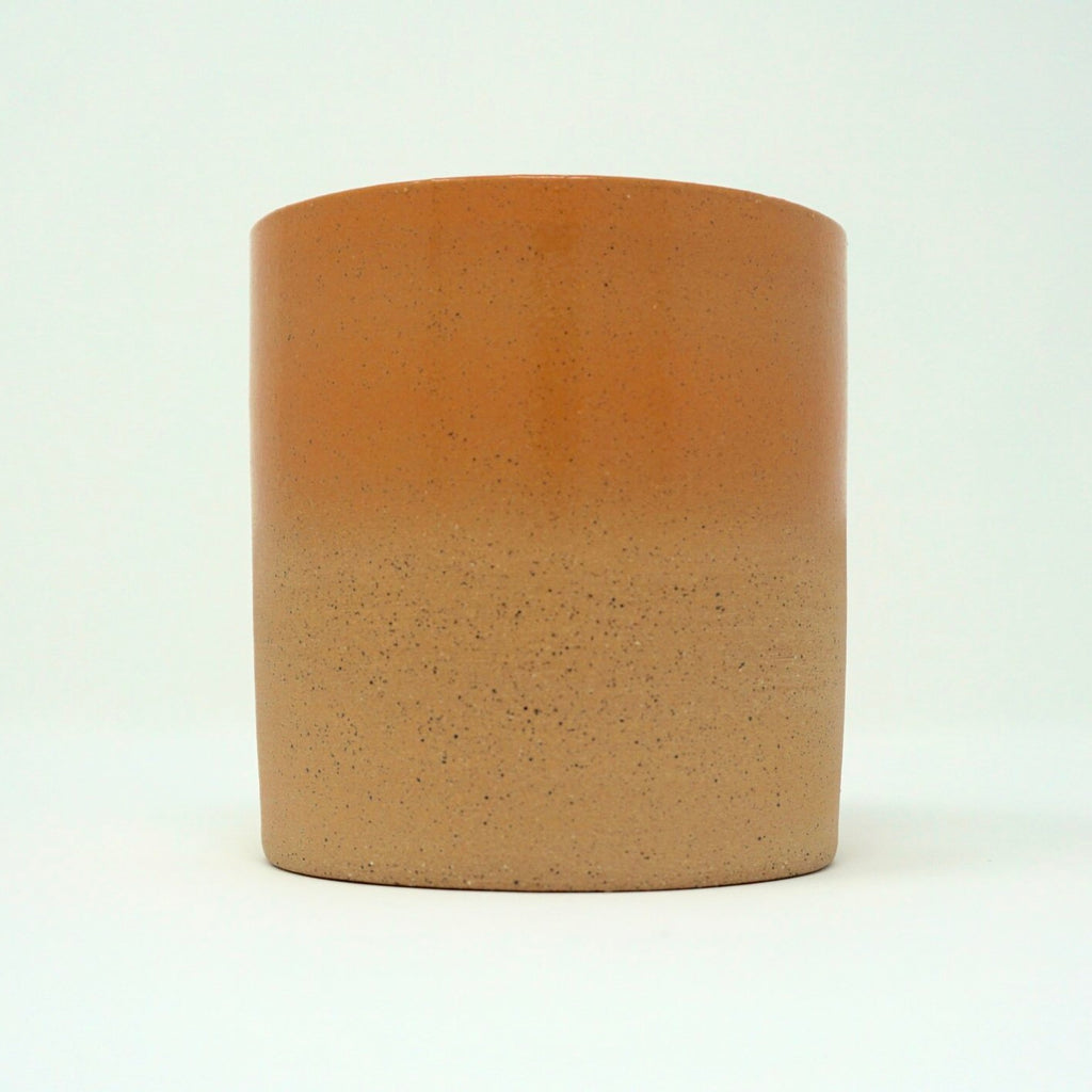 Heypace Natural Fade Planter - Orange