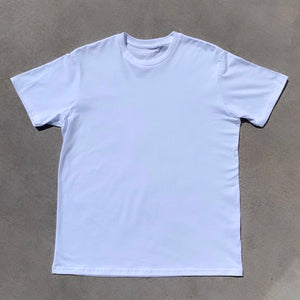 Phoenix General | Desert Crew Tee - White | Men's Tops - Tees | Phoenix General Store