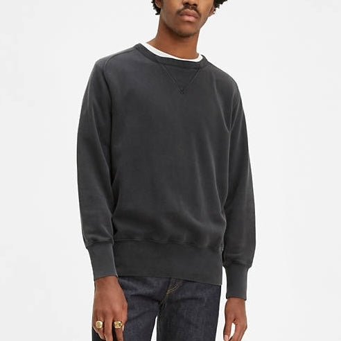 Levi's Vintage Clothing Bay Meadows Sweatshirt - Black