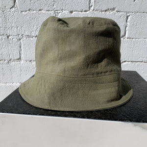 Pantano Clothing Bucket Hat - Olive