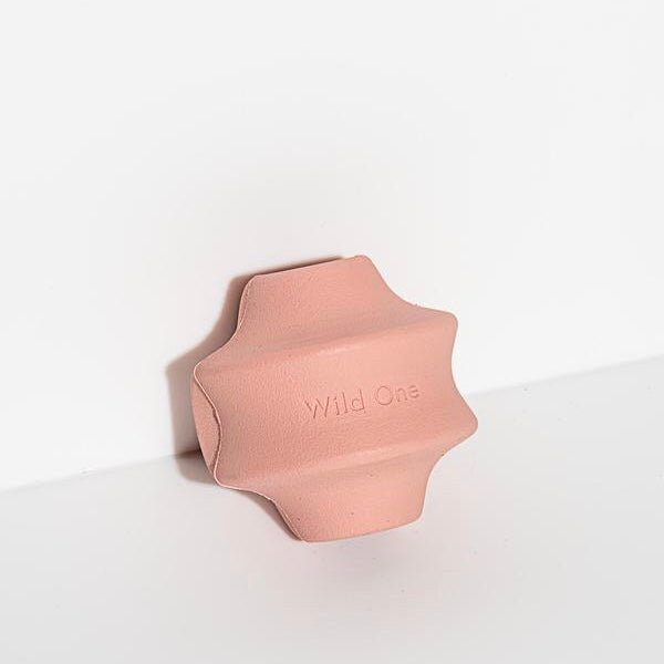 Wild One Twist Toss Toy - Blush