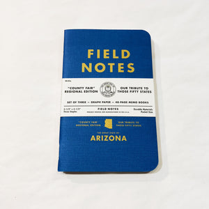 Field Notes | Field Notes - Arizona Pack | Gift - Notebooks | Phoenix General Store