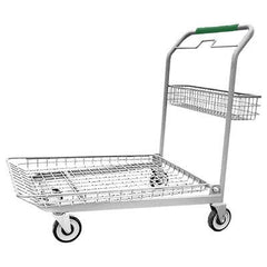 Child Safety Seats with Complete Shopping Cart