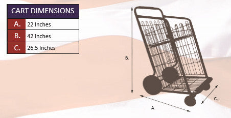 CA-04 Carry Out Cart Specifications