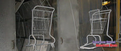 Shopping Cart Manufacturing Process
