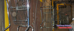 Shopping Cart Powder Coating
