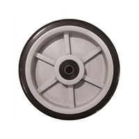 "8"" x 2"" Poly-U Wheels"