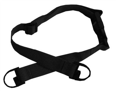 Black Child Seat Belt Straps For Shopping Carts